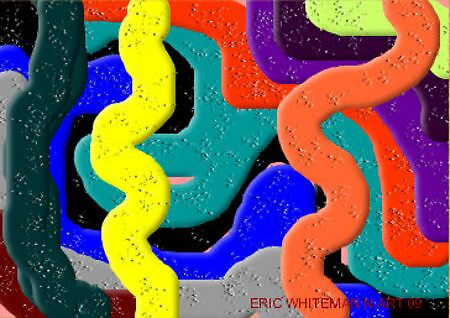 (WAR ) ERIC WHITEMAN ART  by eric  whiteman