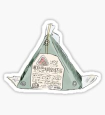 Triangle Kimbap Sticker