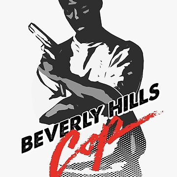 Beverly Hills Cop by adriangemmel