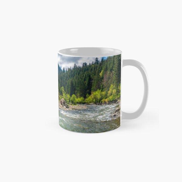 Tereblya river of Carpathan mountains Classic Mug