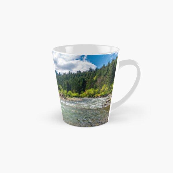 Tereblya river of Carpathan mountains Tall Mug