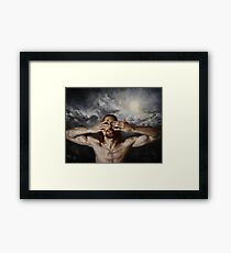 What the Eyes Have Seen Framed Print
