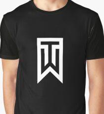Tiger Woods Merchandise Graphic T-Shirt