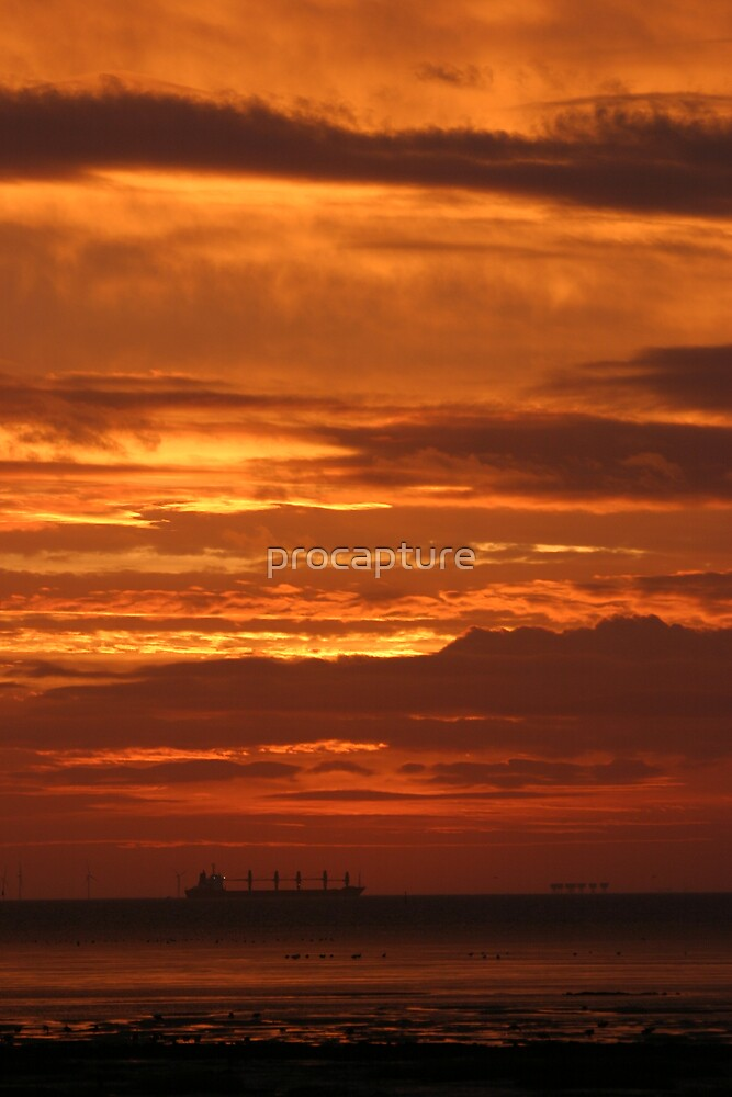 Sunset 01 by procapture