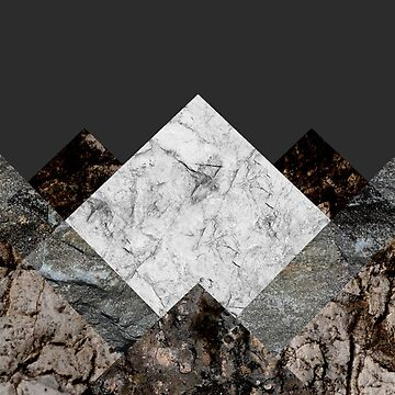 Rocky Mountains Design by GeometricFR