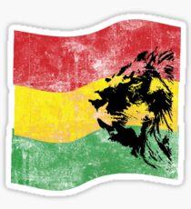 lion - one love Sticker