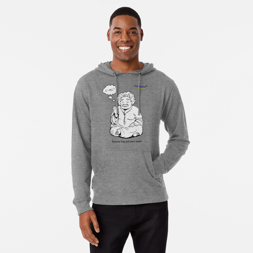 Science has got your back! Lightweight Hoodie