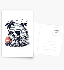 Welcome to Skull Island Postcards