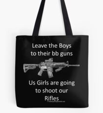 bb guns Tote Bag