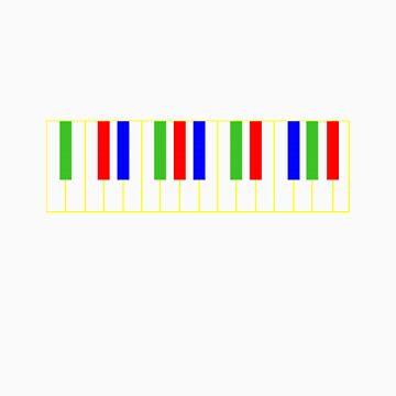 Keyboard by sketchie