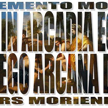 ET IN ARCADIA EGO - I TEGO ARCANA DEI by HoremWeb