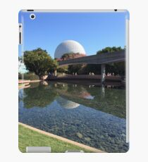 Spaceship Earth iPad Case/Skin