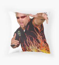 Guy Fieri  Throw Pillow