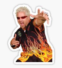 Guy Fieri  Sticker