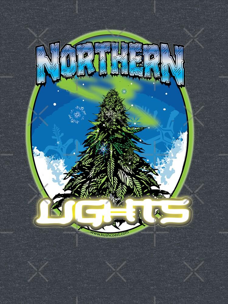 Northren Lights  by kushcoast