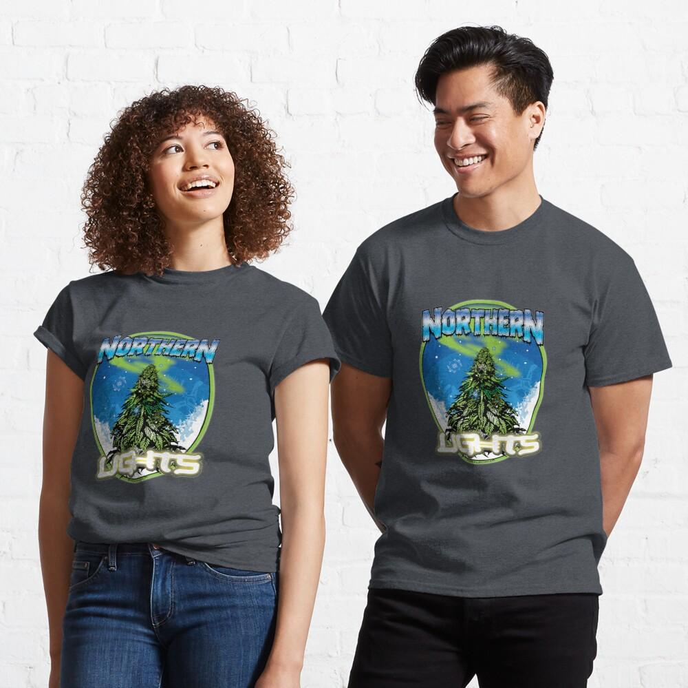 Northren Lights  Classic T-Shirt