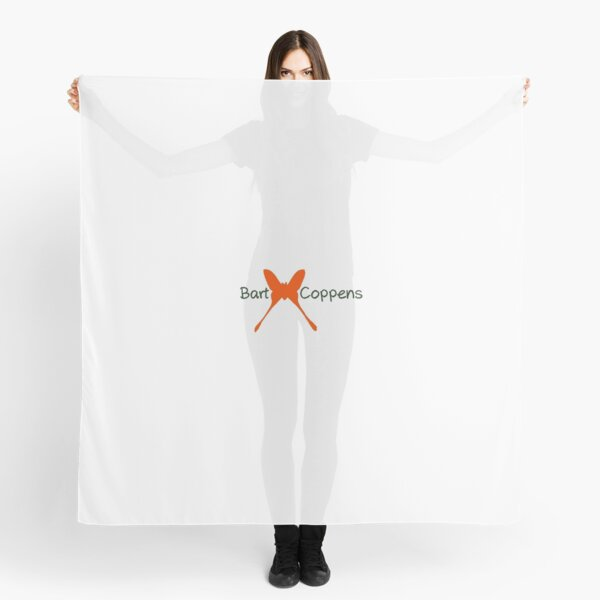 Bart Coppens support logo Scarf