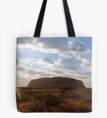 Ayers Rock Tote Bag