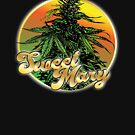 Sweet Mary  by kushcoast