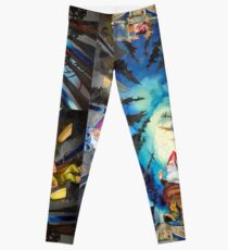 The Sistine Chapel, Revisited Leggings