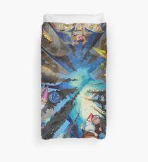 The Sistine Chapel, Revisited Duvet Cover