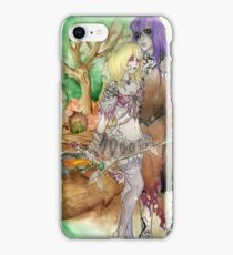 Medieval Dark Magicians iPhone Case/Skin