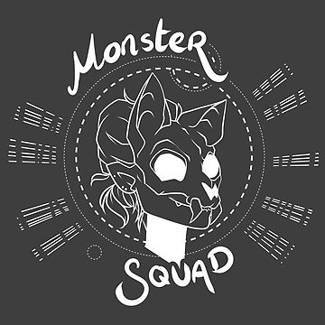 Monster Squad by JekyllDraws