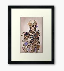 Anxiety Attack Framed Print