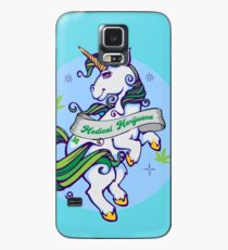 Medical Marijuana Unicorn Case/Skin for Samsung Galaxy