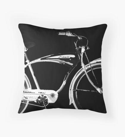 schwinn classic Throw Pillow