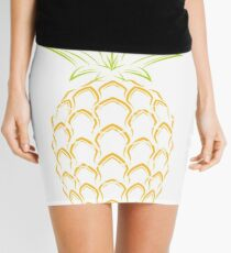 Pineapple Express Mini Skirt
