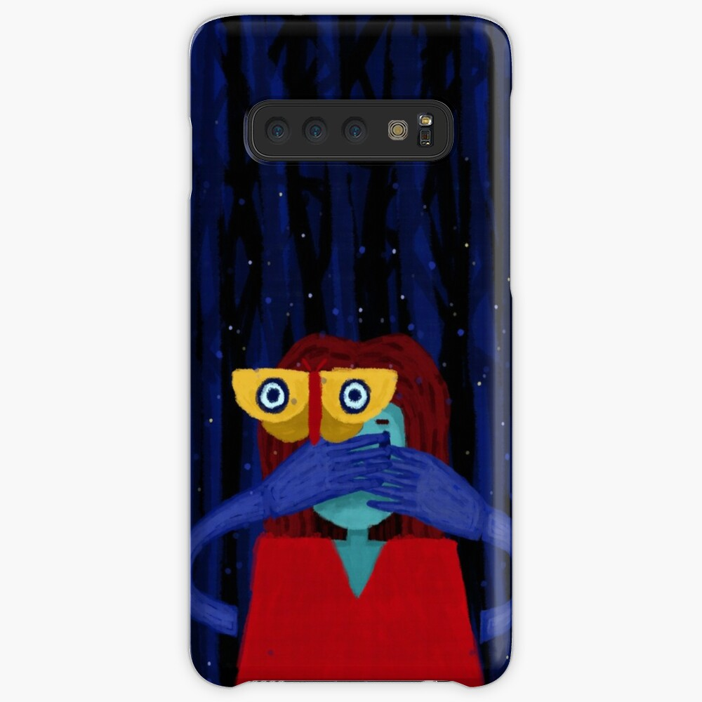 It's in the trees Case & Skin for Samsung Galaxy