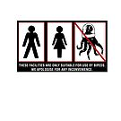 Bipeds Only -sticker by Octochimp Designs