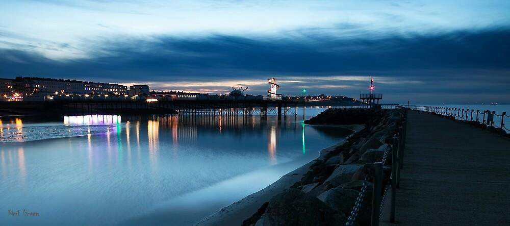 Lights of Herne Bay Pier by NeilGUK