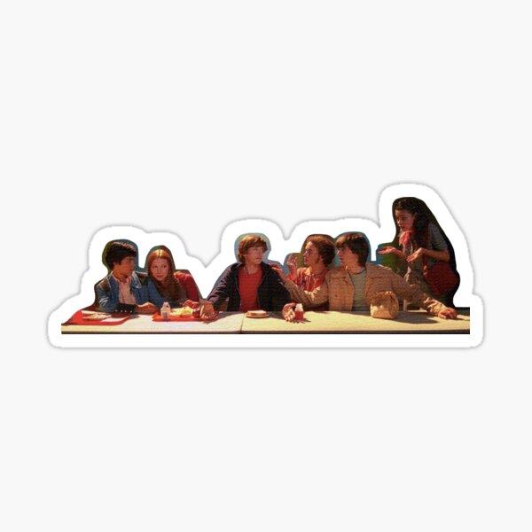 The Last Supper Sticker