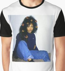 butterfly sza Graphic T-Shirt