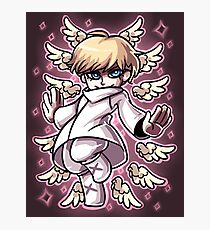 Devilman Crybaby Ryo Asuka Photographic Print