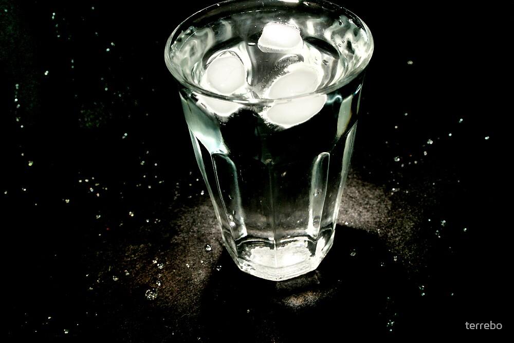 Splash  In Light by terrebo