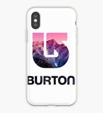 Vinilo o funda para iPhone Burton Snowboards Pink