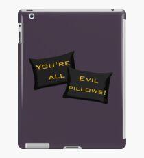Evil Pillows! iPad Case/Skin