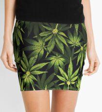 Mar de verde Minifalda