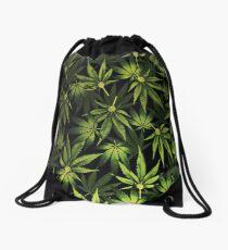 lit print Drawstring Bag