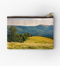 beech forests of Carpathian mountains Studio Pouch