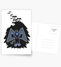whatever happened to those cute flying monkeys? Postcards