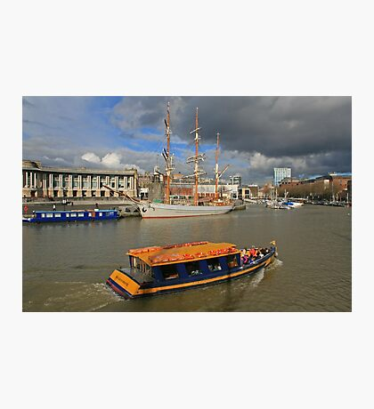 Bristol Harbour Photographic Print