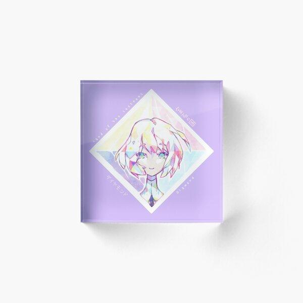 Diamond - Houseki no Kuni Acrylic Block