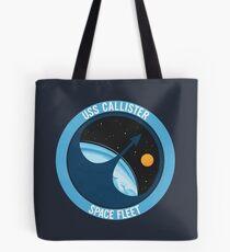 Retro Space Fleet Tote Bag