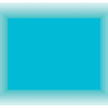 Mid Century Rectangle by ValeriesGallery