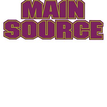 Main Source classic by philmart