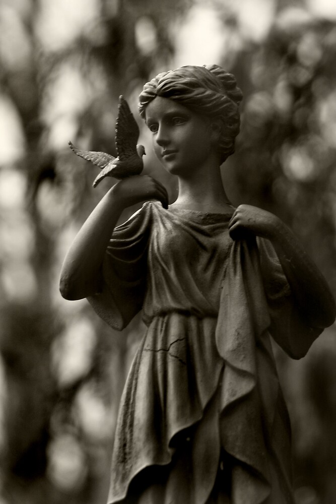 Cemetery Angel  2 by DJ Fortune